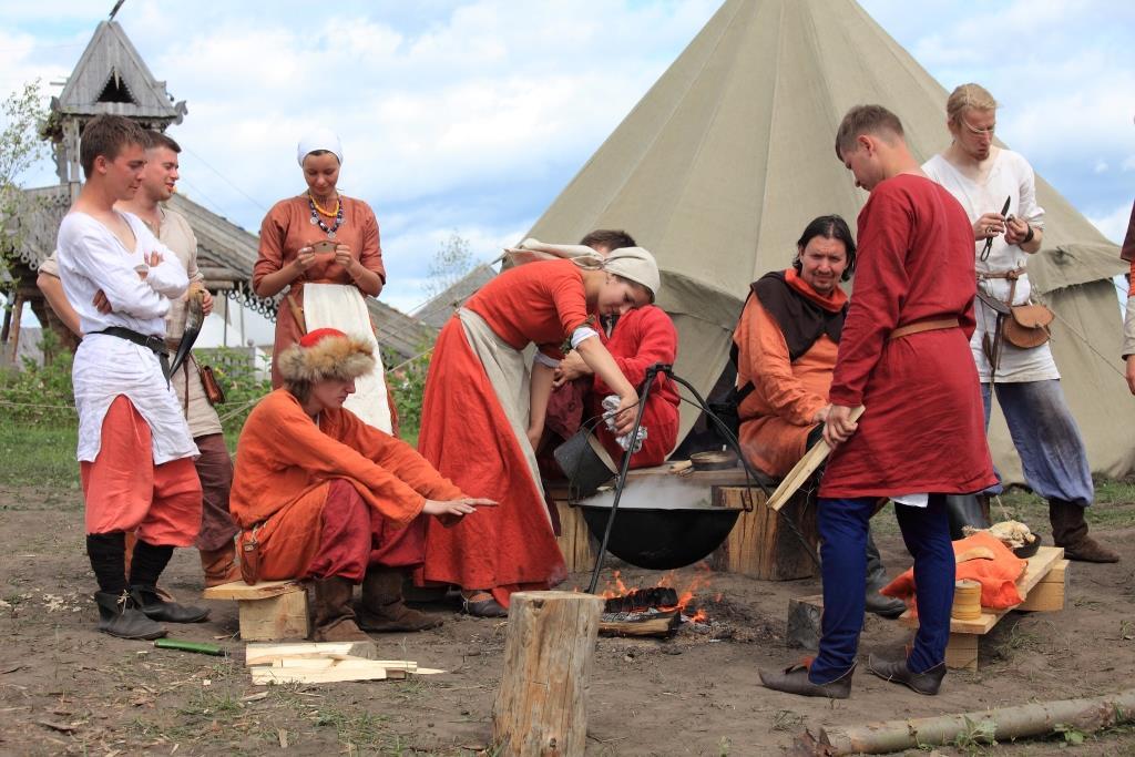 Международный фестиваль исторической реконструкции «Абалакское поле»