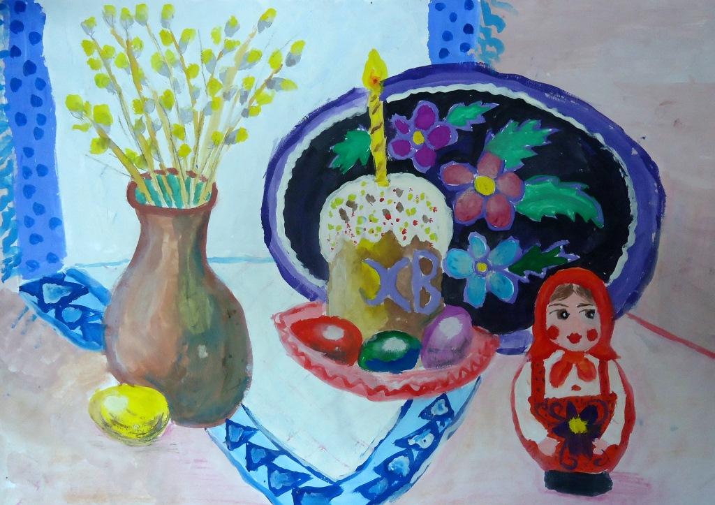 VI Международный конкурс рисунка и декоративно-прикладного творчества «Пасхальная радость»