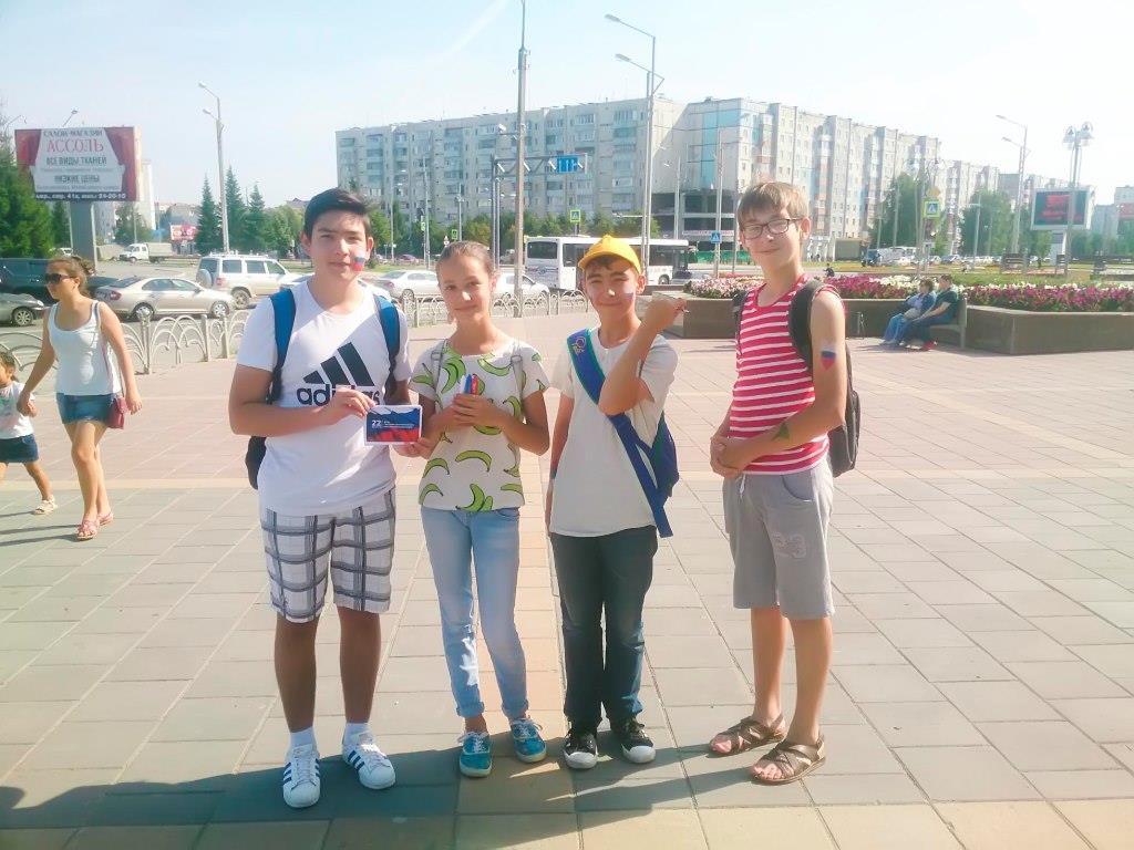 Тоболяков познакомили с историей Дня российского флага