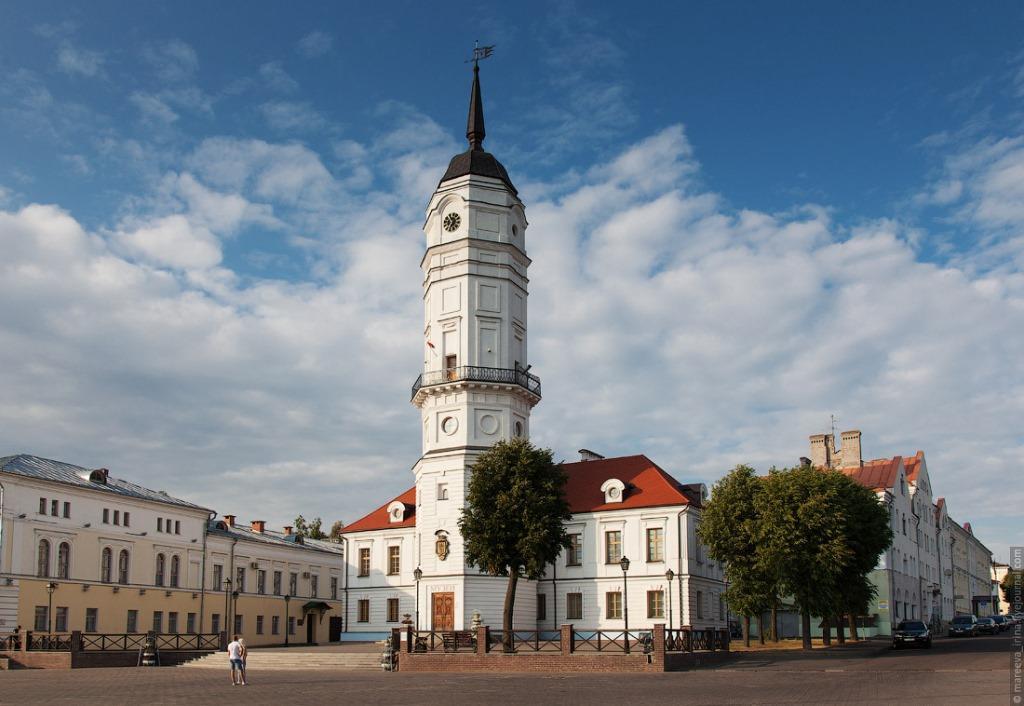 Могилев – город-побратим Тобольска