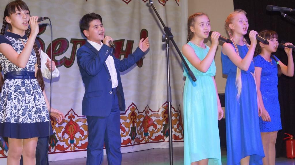 Концерт ко Дню Тюменской области
