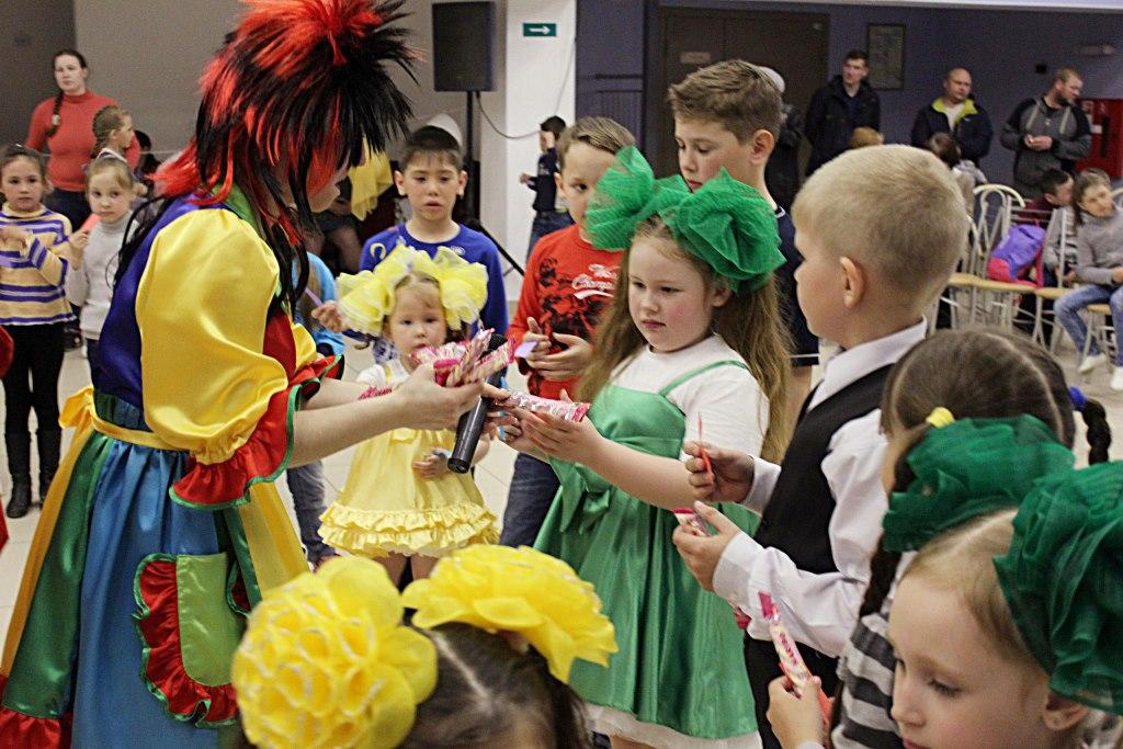 В Тобольске отметили День защиты детей