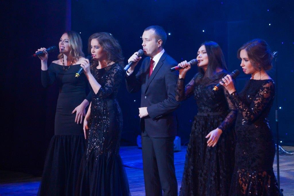 В ДК «Синтез» прошел благотворительный концерт