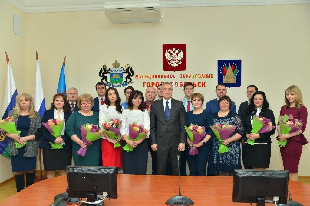 Церемония награждения, посвященная Дню российской науки
