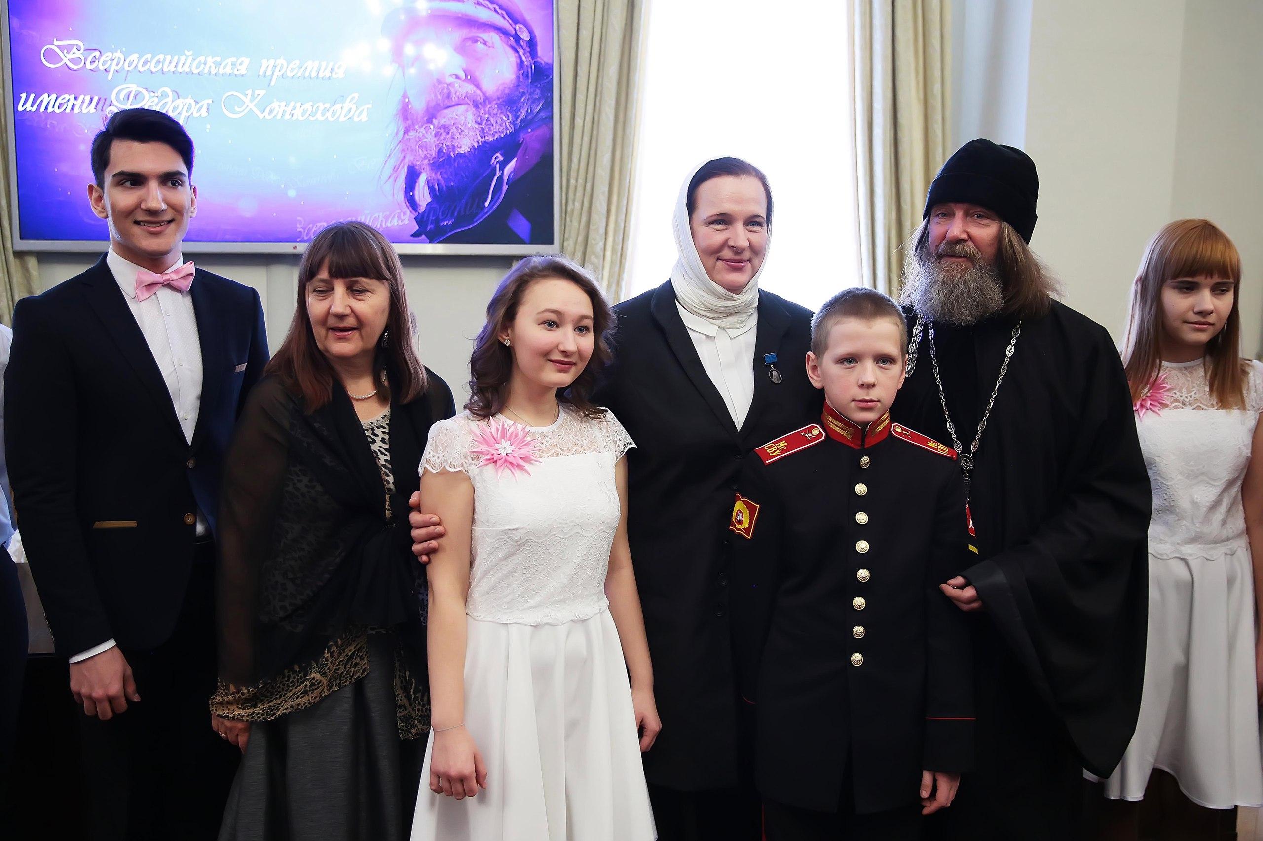 В Тобольске наградили лауреатов премии Федора Конюхова