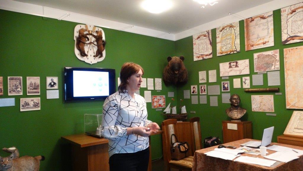 В Тобольске состоялся обучающий семинар для экскурсоводов города