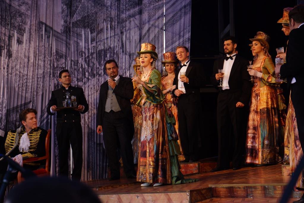 В девятый раз древняя столица Сибири приняла фестиваль «Лето в Тобольском кремле»