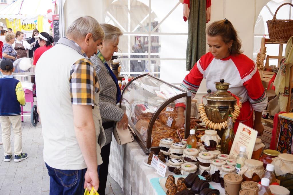I гастрономический фестиваль Сибирской кухни «Сибирский разносол» прошёл в Тобольске в минувшие выходные