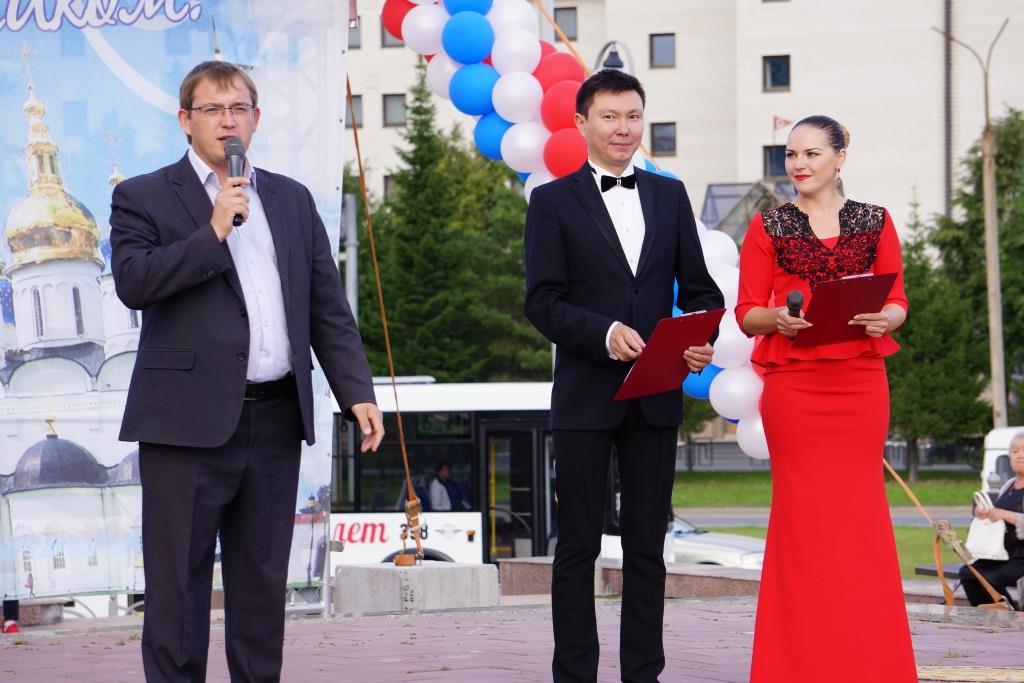 Тоболяки отметили День Тюменской области праздничным концертом