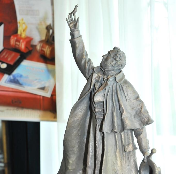Открытие памятника А.А. Алябьеву