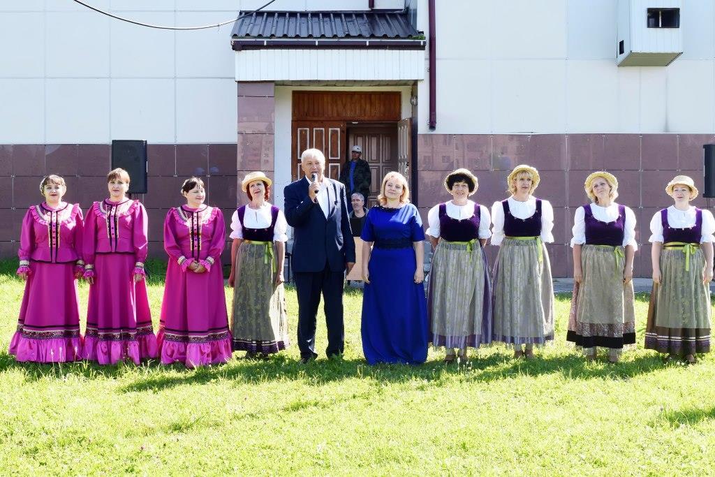 Сумкинцы отметили День Тюменской области праздничной программой