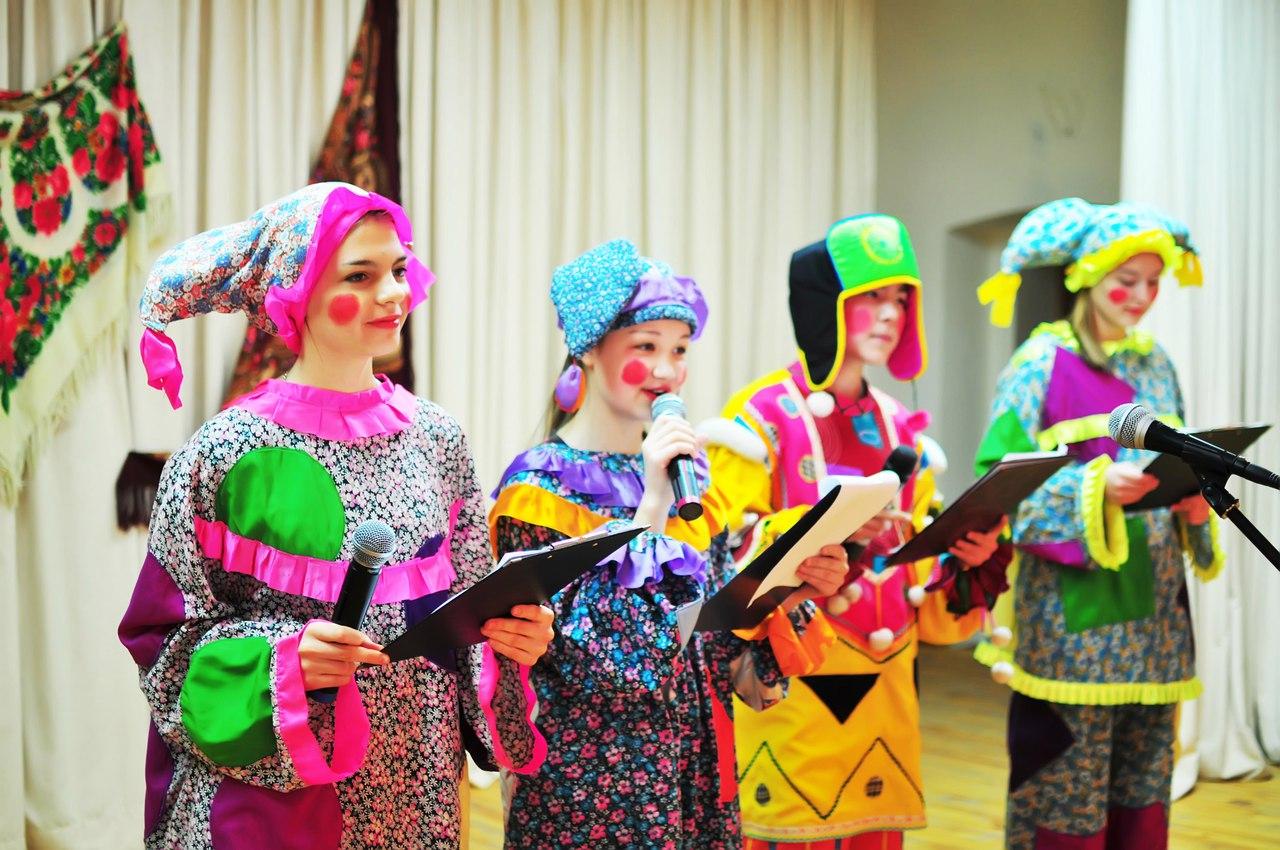 В Доме народного творчества прошла «Январская ярмарка»