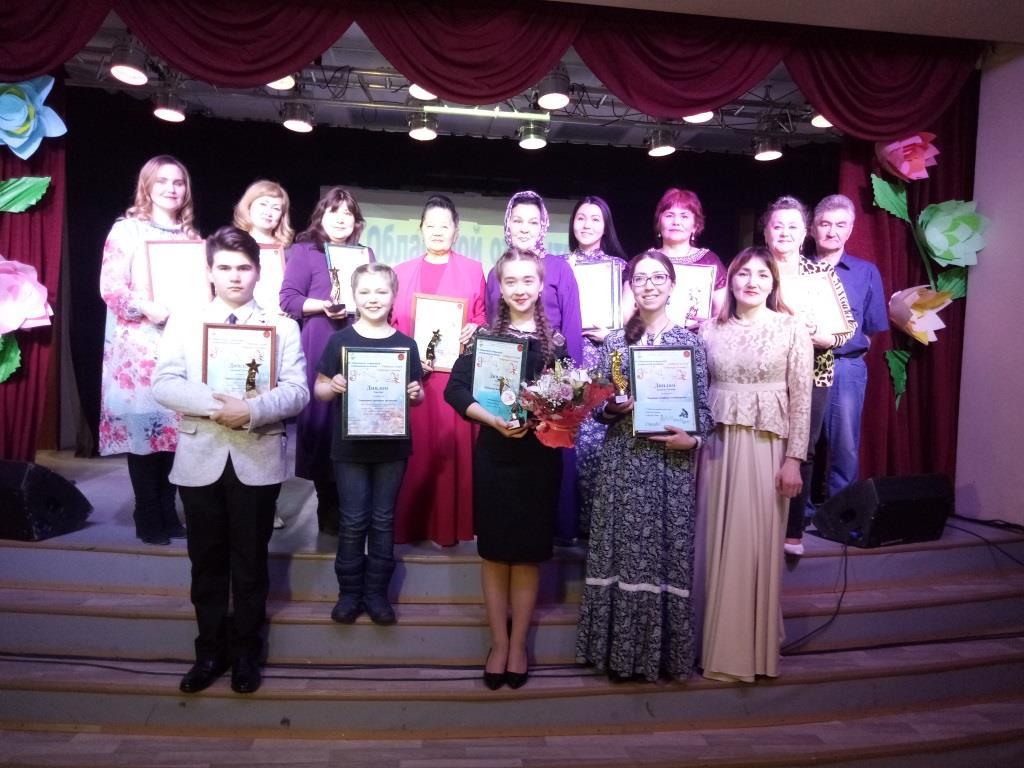 IV Областной открытый вокальный конкурс «Сибирская соловушка», «Сибирский соловей»