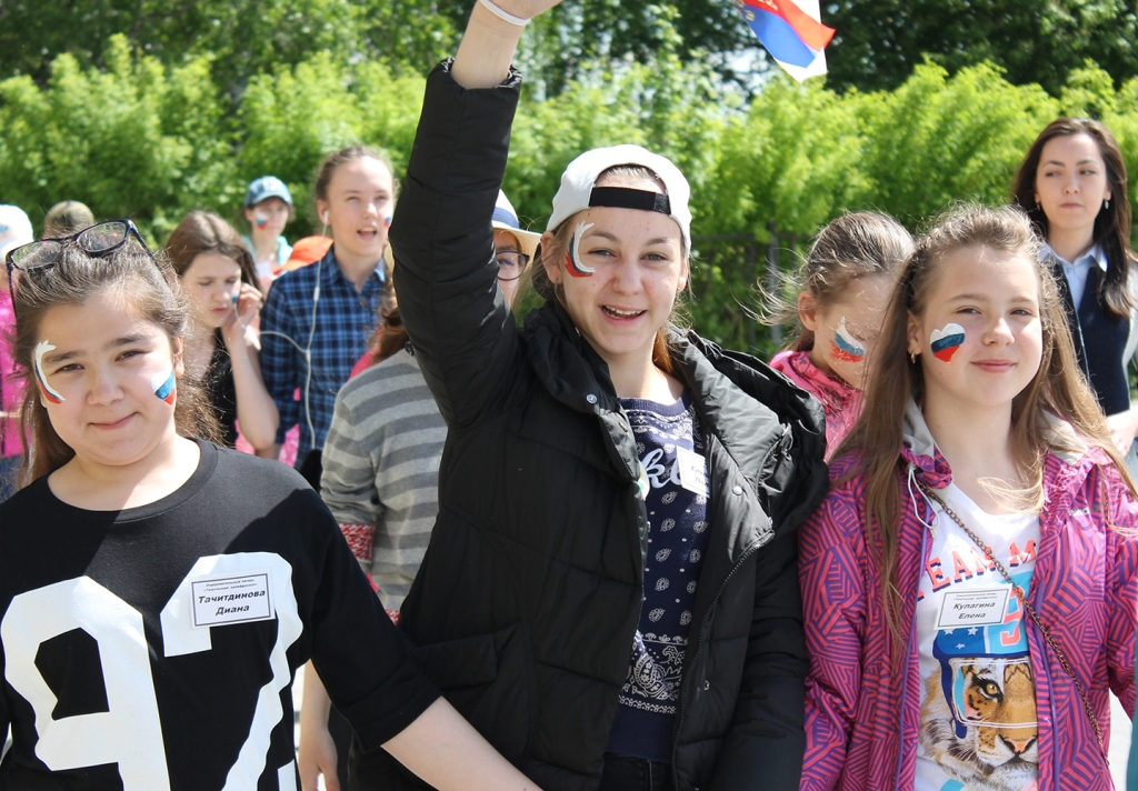 Мы – будущее России!