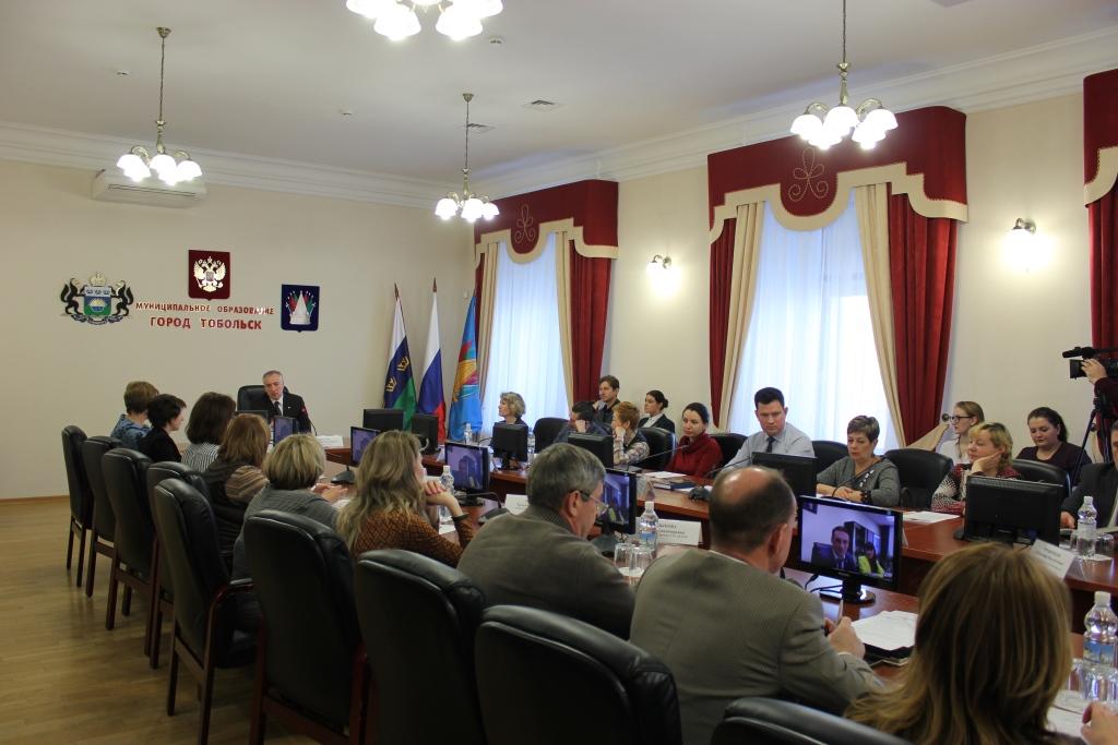 Заседание Координационного совета по развитию внутреннего и въездного туризма прошло в Тобольске