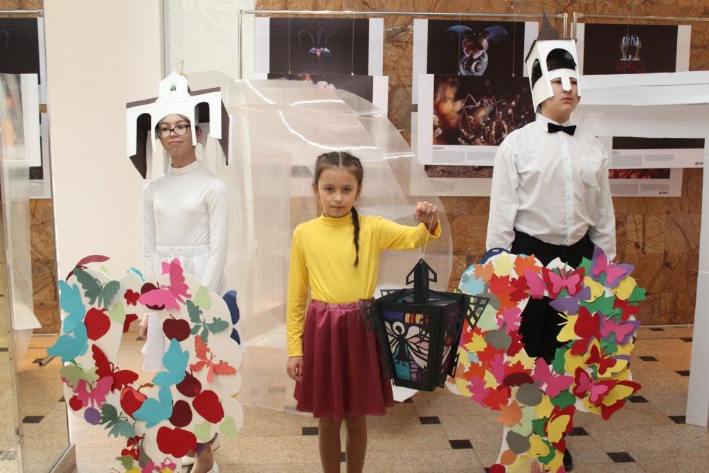 Отчетный концерт Детской школы искусств имени А.А. Алябьева «Талантами гордится город наш»