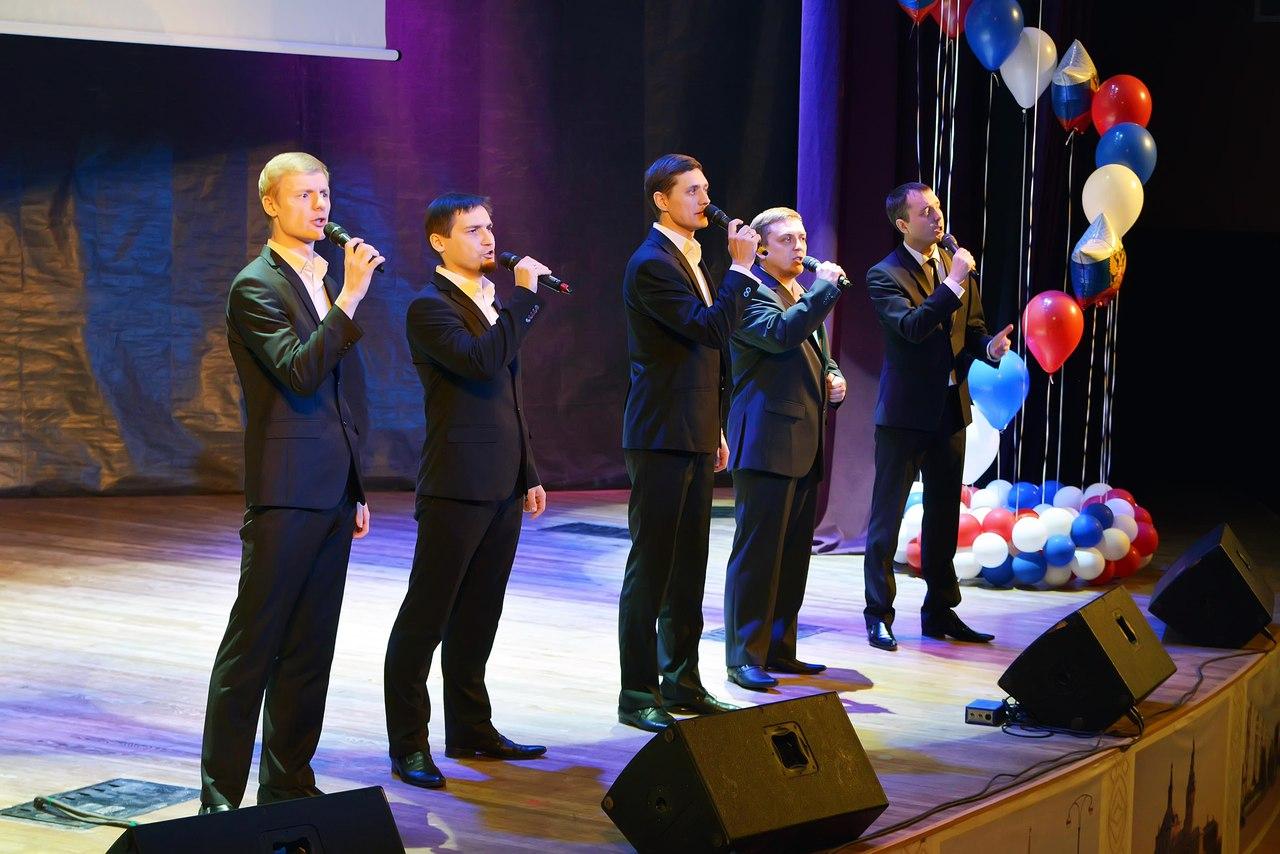 Защитников Отечества поздравили праздничным концертом в ДК