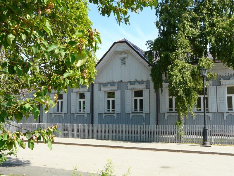 Режим работы Музея освоения Сибири в выходные дни.