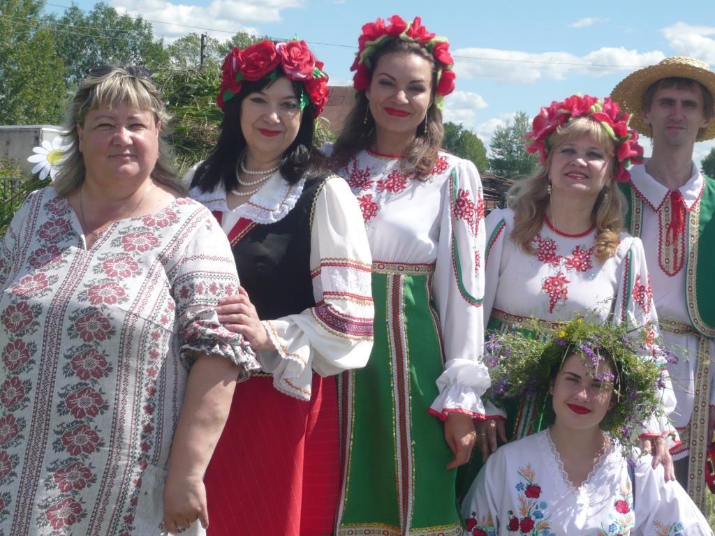 Народный праздник «Ивана Купала»