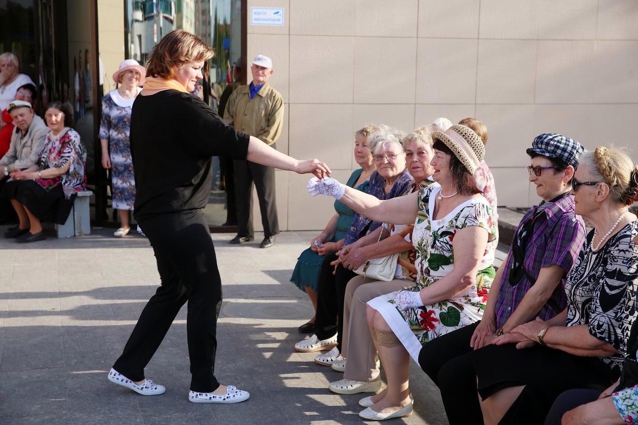 В Тобольске открыт танцевальный сезон