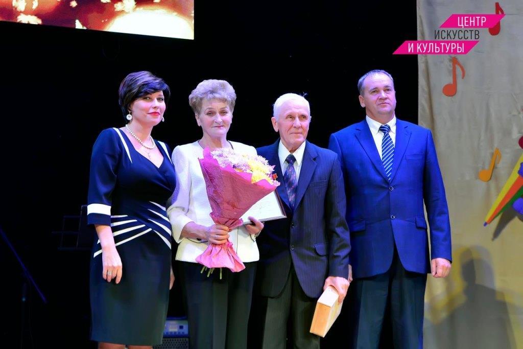 В ДК «Синтез» прошел концерт «Вторая молодость», посвященный Дню пожилого человека