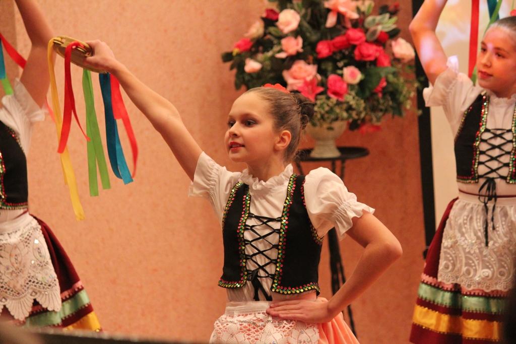 Творческие коллективы Детской школы искусств имени А. А. Алябьева в числе победителей танцевального конкурса «Серебряные крылышки»