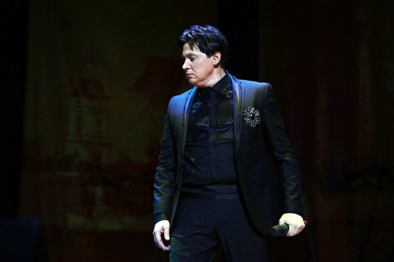 Юрий Кононов дал концерт в Тобольске в рамках вокального форума