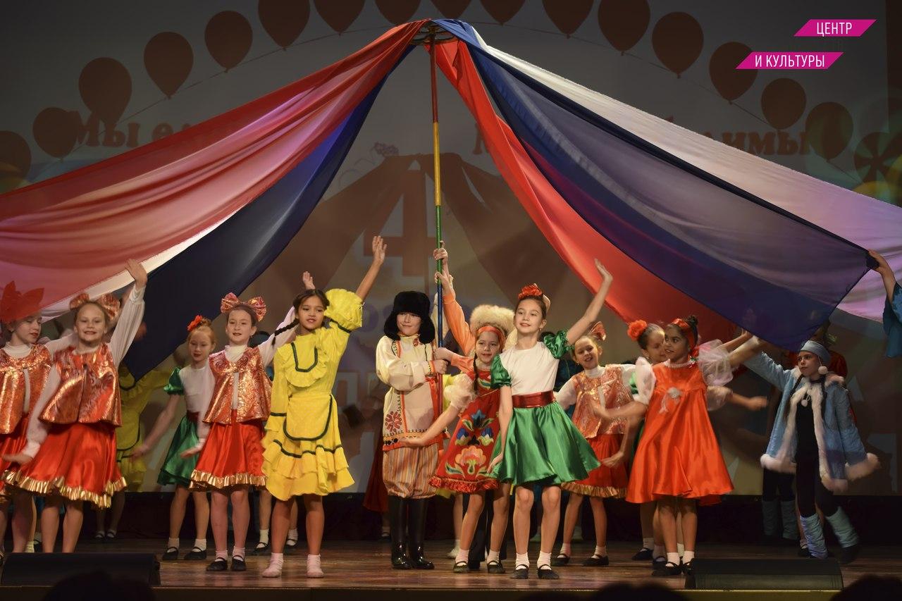 В Сумкино отметили День народного единства